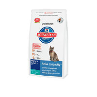 Science Plan Feline Mature Adult+ ActLongevity с тунецом для кошки (Хиллз)