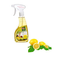 Спрей с запахом лимона для мытья клетки для грызунов Clean Spray Lemon (Карли-Фламинго)