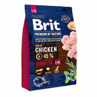 Brit Premium Dog Senior L+XL (Брит)