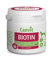 Canvit Biotin for dogs Канвит Биотин H