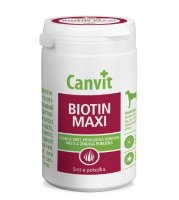 Canvit Biotin Maxi for dogs Канвит Биотин Н Макси