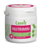 Canvit Nutrimin for cats Канвит Нутримин для кошек (порошок)