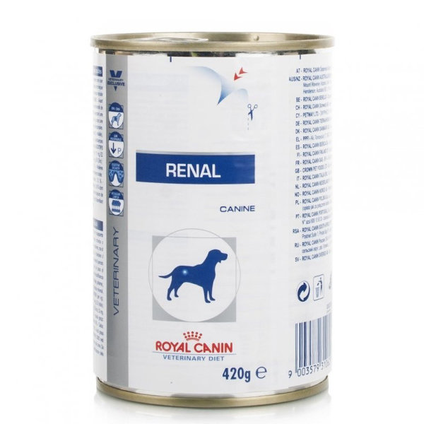 Renal Canine Cans для собак (Роял Канин)