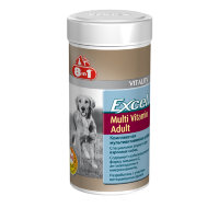 Excel Multi Vit-Adult 70 таблеток (8в1)