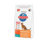 Science Plan Feline Adult Optimal Care с тунецом для кошки (Хиллз)